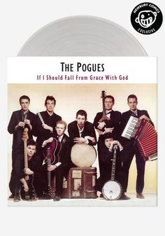 The Pogues-If I Should Fall From Grace with God LP| Newbury Comics