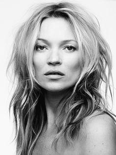Eleven Paris S/S 2014 Campaign Photographer: Craig McDean Model: Kate Moss Styling: Edward Enninful Hair: Sam McKnight Make Up: Lucia Pieroni
