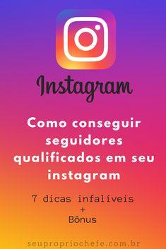 10 melhores imagens de Instagram   Social networks, Blog tips e ... 62c166f7ac
