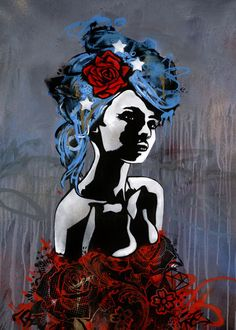 American Princess (Giclee Signed Limited Edition of 50) by Copyright
