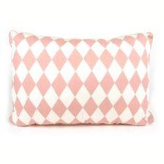 Pink diamonds cushion - Jack