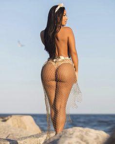 Model name: Dolly Castro. Dolly Castro, Black Women, Sexy Women, Latin Women, Taste The Rainbow, Sporty Girls, Sexy Ass, Sensual, Crochet Bikini