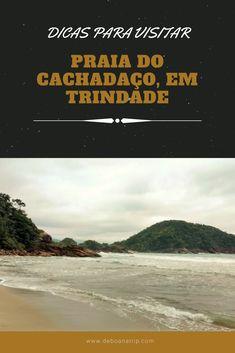 A Praia do Cachadaço e a piscina natural do Cachadaço são ótimos lugares para se conhecer no Rio de Janeiro. Veja como chegar Vertical, Exterior, Natural, Beach, Water, Blog, Travel, Outdoor, Travel Tips