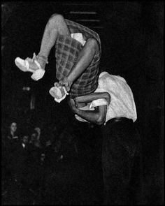USA. New York City. Harlem. 1939. Savoy Ballroom.