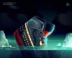 snygo_files001-romain-trystram Sneakers Wallpaper, Shoes Wallpaper, Nike Wallpaper, Nike Heels, Nike Wedges, Titanic, Hero Marvel, Hypebeast Iphone Wallpaper, Nike Motivation