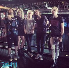 R5 Videos Of Their Tour Stops In Orlando, Memphis, Atlanta