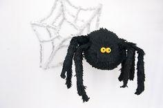 DIY Spider Piñata | Oh Happy Day!