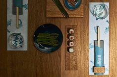 Nozomi Suhi Bar branding by Masquespacio, Valencia – Spain » Retail Design Blog