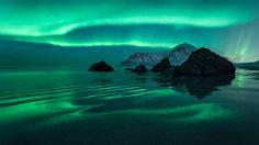 Lofoten, NORWAY. Whispers of arctic winter I on Behance