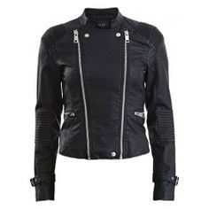 VILA FAVORIS BIKER JACKET