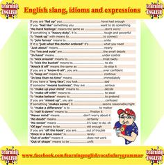 Forum | ________ Learn English | Fluent LandEnglish Slang, Idioms and Expressions | Fluent Land