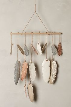 Anthropologie Little Wing Chimes #anthroregistry