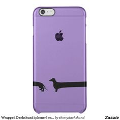 Wrapped Dachshund iphone 6 case http://www.zazzle.com/pd/spp/pt-getuncommon_case?dz=f5f8dbb1-f8e4-4bbe-9bb6-02ebf8696e50&clone=true&pending=true&formfactor=apple_iphone6plus&style=clear&design.areas=%5Bgetuncommon_iphone6plus_clear_front%5D&view=113274371491591355&CMPN=shareicon&lang=en&social=true&rf=238588924226571373