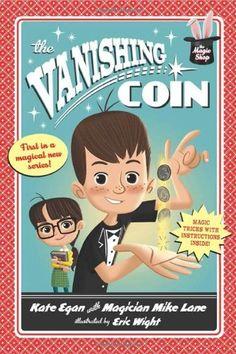 Vanishing Coin [The Magic Shop Book 1]. £4.86