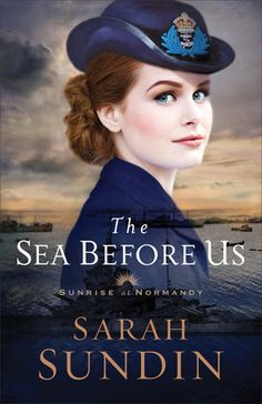 Author Sarah Sundin is on Interviews & Reviews chatting about the inspiration for her WWII novel The Sea Before Us, and the research and travel behind it!