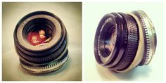 This post was made specially for the contest How I Took It.   A lot of us making a tilt lens for our dslr thought about using...