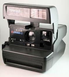 As Minhas Câmaras: Polaroid