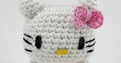 Handmade Kawaii: Hello Kitty amigurumi for a friend