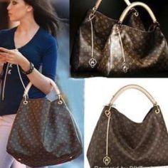 Luis Vuitton will be my next purse <3