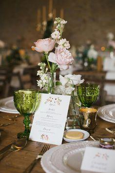 rustic chic wedding menu paper goods Camp Wedding, Wedding Music, Wedding Menu, Wedding Paper, Our Wedding Day, Floral Wedding, Wedding Flowers, Wedding Ideas, Wedding Reception Centerpieces