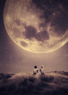 Where we tell our stories Space Poster Print Love Images, Beautiful Pictures, Moon Pictures, Moon Photography, Moon Magic, Beautiful Moon, Moon Art, Moon Child, Night Skies