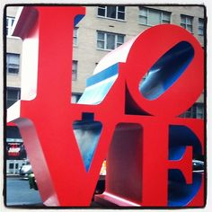 LOVE in NYC...