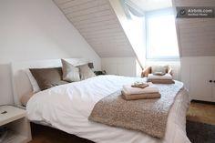 Beautiful room in large attic aprmt in Geneva
