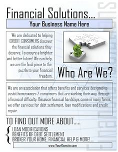 CREDIT CARD, MORTGAGE ASSISTANCE? PLEASE LET ME ASSIST YOU WITH YOUR CREDIT OR MONEY WORRIES. Mortgage Assistance, Best Rated, Business Names, No Worries, Let It Be, Money, Cards, Free, Map