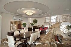 Aproveite e inspire-se também nas mesas de jantar!     Quando chega a hora de decorar esse ambiente, eis que surge essa enorme dúvida!!! ...