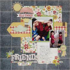 『Friends』 by Miyuki Kawakami