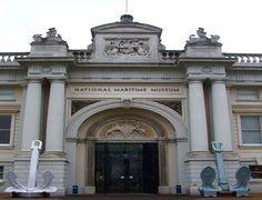National Maritime Museum - Největší námořní muzeum na světě.    Zajímavé informace o muzeích v Londýně najdete zde: http://info.radynacestu.cz/muzea-v-londyne/