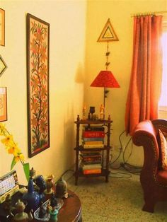 indisches wohnzimmer Affordable Arranging Things Ideas In Home For Perfect Order 44 India Home Decor, Ethnic Home Decor, Asian Home Decor, Indian Living Rooms, My Living Room, Living Room Decor, Indian Home Design, Plywood Furniture, Baby Furniture