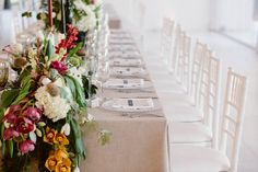 Tamalin and Jude's modern elegant wedding at the Lourensford Wine Estate combined sleek elements with voluminous florals for an incredibly unique look! Wedding Blog, Wedding Venues, Wedding Stuff, Somerset West, Elegant Wedding, Romantic, Wine, Table Decorations, Event Ideas