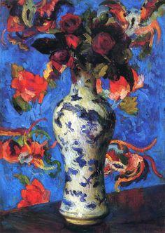 Bernhard Gutmann (1869-1936), Vase