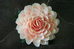 Seashell flower