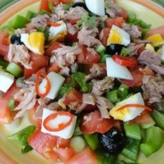 Cobb Salad, Food And Drink, Recipes, Foods, Diet, Food Food, Food Items, Ripped Recipes