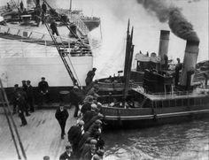 Francis Browne, il gesuita che immortalò il Titanic » Pazzo per il Mare