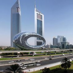 Dubai unveils vision for Museum of the Future to showcase innovation in design.