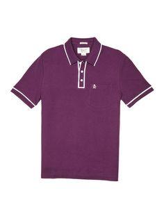 Men's Earl Polo Shirt - Bold // Original Penguin