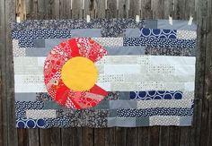 Improv Colorado flag