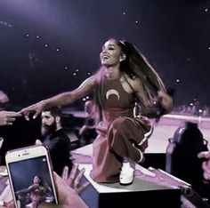 The best combination-Ariana Grande and her fans