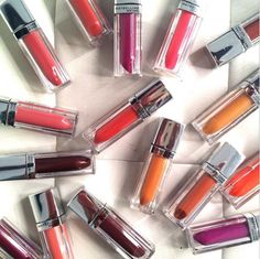 Don't go out with boring lip color.