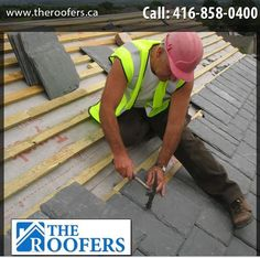 The Roofers Is Roofing Company To Provide Residential And Commercial Roof  Repair Services In Maple, Vaughan, Richmond Hill, Markham And Toronto.