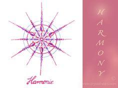 Edle und feine Stickerei des Kristalls #Harmonie