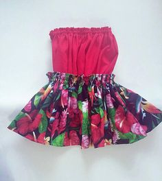 This item is unavailable Kids Outfits Girls, Kids Girls, Baby Girls, Girl Outfits, 3rd Birthday, Birthday Ideas, Luau Outfits, Hula Skirt, Hawaiian Luau
