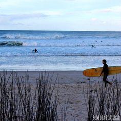 Peniche, excellent spot de surf au Portugal