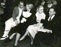 Russ, Fieldsie, Carole, Barrymore