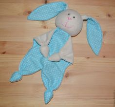 Купить Комфортер для новорожденного Бирюзовый горох - комфортер, комфортер куски, комфортер зайчик, для новорожденных