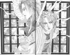 Alichino #anime #animeotaku #otaku #anime art #otakue art #animemanga #manga #alichino #alichinomanga #incompletemanga #alichinoart