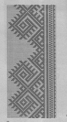 Gallery.ru / Фото #81 - Folk patterns продолжение - vihrova